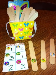 Good articulation spring time activity.