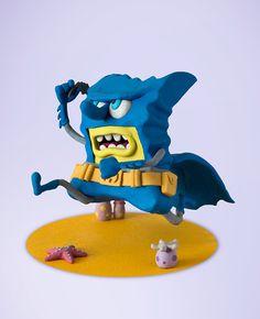 Batbob on Behance