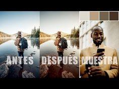 Copia los tonos de una foto y pégalos en otra con Photoshop #9 - YouTube No Photoshop, Youtube, Videos, Movies, Movie Posters, Art, Software, R Color Palette, Graphic Design Tutorials