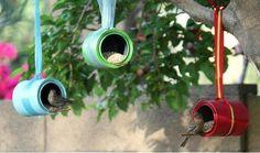 Comedor para passarinhos | as sementeiras