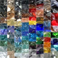 american fireglass fire glass sample pack - American Fireglass