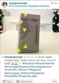Snow Algae Thailand