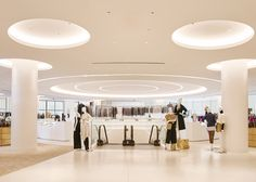 Saks Fifth Avenue opens new Downtown Manhattan outpost by Found