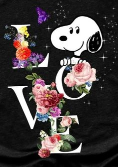 Hermosa postar Snoopy Love, Peanuts Snoopy, Minnie Mouse, Birthday Parties, Wallpaper, My Love, Disney Characters, Drawings, Cartoons
