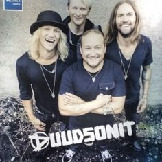 Live Hard Live Your Dream - Dudesons jewelry collection from Kalevala Koru, Finland