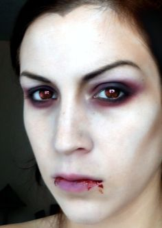 vampire halloween http://www.youtube.com/user/cynthiadulude