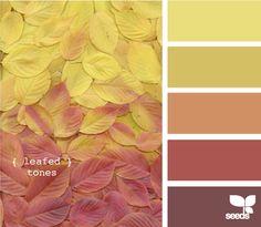 Leafed tones.