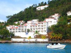 Windjammer Landing Resort-St. Lucia ( June 2002)