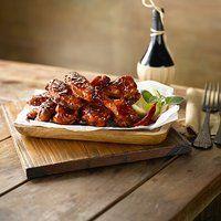 Korean Oven Fried Chicken. Judy Joo