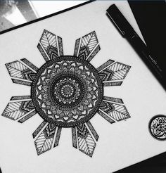 filipino tattoos and their meanings Sun Tattoos, Dream Tattoos, Future Tattoos, Body Art Tattoos, Sleeve Tattoos, Bird Tattoos, Tatoos, Filipino Tribal Tattoos, Tribal Tattoos For Men