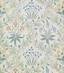 2008BT7195-01  © Victoria and Albert Museum, London  Wallpaper, by William Morris. England, late 19th century