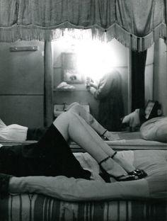 Robert Doisneau - Untitled. 1952. S)