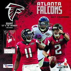 Atlanta Falcons Calendars | Follow me on Pinterest (dubstepgamer5) for more pins like this.