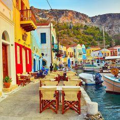 GREECE CHANNEL | #Kastellorizo http://instagram.com/p/sblS3IOaVE/ http://www.greece-channel.com/
