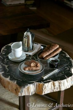 Benoitons with Chocolate Chips (French Rye Rolls; Chocolate Breadsticks)  http://lemonsandanchovies.com