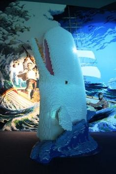 Lego Exhibition - Sydney Aquarium