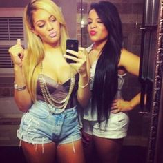 2 bad bitches