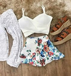 Short Outfits, Cool Outfits, Summer Outfits, Diva Fashion, Fashion Outfits, Florida Outfits, College Fashion, Festival Outfits, Shorts