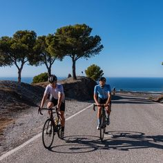 Sunny roads of Andalusia. We will definitely come back one day. Andalusia, Road Cycling, Cycling Outfit, Roads, Comebacks, Sunnies, Bicycle, Photos, Bike