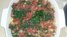 Eggplant Spinach and Kale Lasagna with Recipe...delicious...
