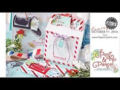 Betsy put together a video walking you through all of the details of this year's full Make It Market holiday kit! The limited edition Post & Parcel kit will ...