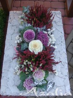 Kwiaciarnia Azalia :: Bukiety okolicznościowe, Florystyka Ślubna, Komunijna, Żałobna, Dekoracje Funeral Flowers, Ikebana, Magnolia, Flower Arrangements, Floral Wreath, Bloom, Herbs, Wreaths, Garden