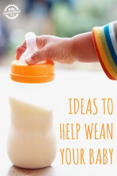 10 Creative Tips for Weaning Baby. Helpful tips!
