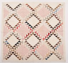 Pieced Calico Quilts (6/20/2015 - Americana: Live Salesroom Auction)