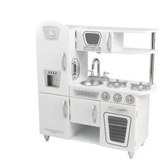 Kidkraft White Vintage Play Kitchen