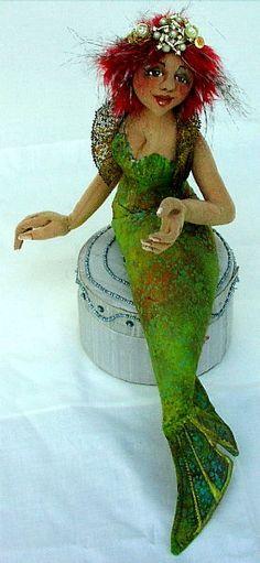 art dolls patterns free   Art Dolls: Blume – a free cloth doll pattern