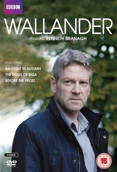 Wallander (2009-2016)  S: 1-4 /  Ep. 12 / Kenneth Branagh plays Swedish detective Kurt Wallander in detective dramas based on the best-selling books by Henning Mankell