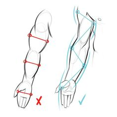Human Figure Drawing Reference Humans aren't perfectly symmetrical - Key rules to help you draw human anatomy with confidence. Figure Drawing Reference, Anatomy Reference, Art Reference Poses, Hand Reference, Drawing Poses, Drawing Tips, Drawing Ideas, Drawing Sketches, Gift Drawing