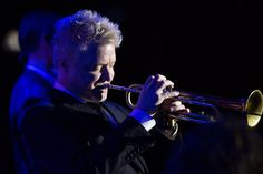 Chris Botti Plays His Trumpet but No Holiday Music