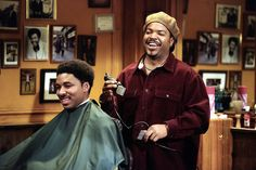 51 Modern Black Films Everyone Should See At Least Once - New Site Black Power, Black Barber Shops, Afro Comb, Cedric The Entertainer, Mark Brown, Black Actors, Atlanta Photographers, Men With Grey Hair, Look At You