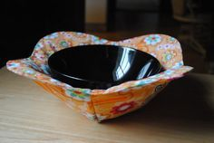 Microwaveable Bowl Cozy Microwave Potholder By Coleeno