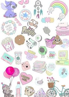Phone & Celular Wallpaper : Cute things make life a little better Tumblr Backgrounds, Cute Backgrounds, Cute Wallpapers, Wallpaper Backgrounds, Printable Stickers, Cute Stickers, Planner Stickers, Emoji Wallpaper, Tumblr Wallpaper