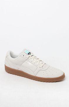 Puma x Diamond Supply Co Sky II Lo Shoes at PacSun.com - white/gum   PacSun