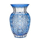Waterford Fleurology Jeff Leatham Molly Blue Bouquet Vase, Size One Size - White Waterford Crystal, Crystal Glassware, Crystal Vase, Fenton Glassware, Clear Crystal, Tiffany Glass, Cut Glass, Glass Art, Stained Glass Panels
