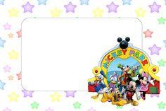 Fazendo a Minha Festa!: Casa do Mickey