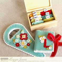 Não se esqueça de escrever: Quick Stitch: Sewing Staples Kit