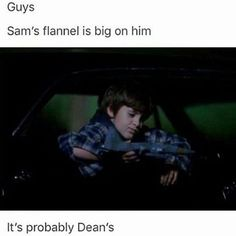 """12k Likes, 25 Comments - Its A Supernatural life (@watchoutforsammyx) on Instagram: """"*crying in enochian* THIS IS SOOO ADORABLE"""""""