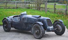 1938 HRG Le Mans Sports Project