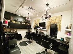 """KatACombs the Salon on Instagram: """"What is your favorite part of the salon visit ?"""""""