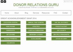 donor and alumni relationship tool