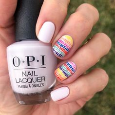 New Nail Colors, Spring Nail Colors, Spring Nail Art, Nail Polish Colors, Spring Nails, Round Shaped Nails, Interview Nails, Opi Gel Nails, Fall Nail Polish