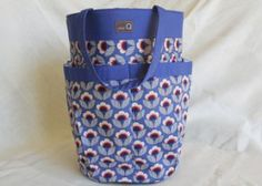 Knitting caddy from DellaQ