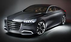 Hyundai'  HCD-14 Genesis