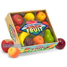 Melissa and Doug - Farm Fresh Fruit