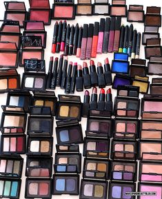 It's like a NARS-infused dream... This is the pic I took to announce one of my weekly $50 Sephora gift card giveaways on Makeup and Beauty Blog (because you can get NARS at Sephora). Have you already entered this week?