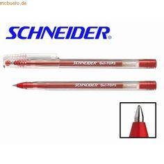 **** 4004675008916 Gelschreiber GEL-TOPS rot sc11650b SCHNEIDER Gel-Tintenroller GEL TOPS BASIC Gelschreiber Gel-TOPS rot